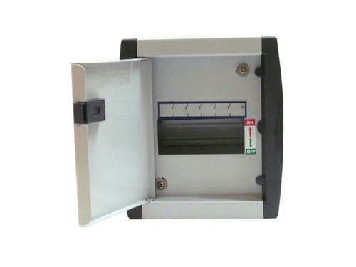 6 Way MCB Distribution Box (Havell's Type) SPN