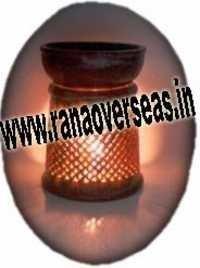 Marble Soap Stone  Burner 11