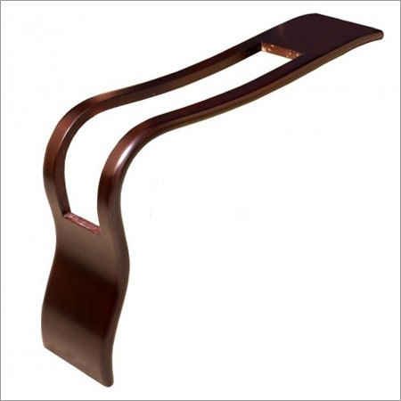 Wooden Double Curve Sofa Handle