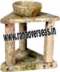 Marble Soap Stone  Burner 12