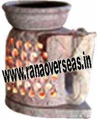 Marble Soap Stone  Burner 13