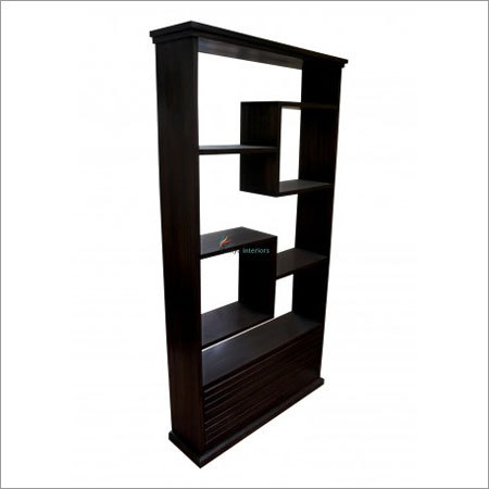 Antique Wooden Book Shelves