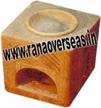 Marble Soap Stone  Burner 16