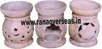 Marble Soap Stone  Burner 18