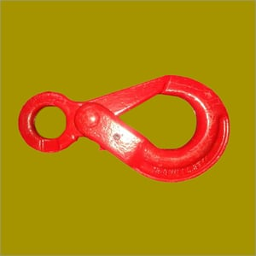 Eye Self Locking Safety Hook