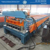 Profiled Metal Cladding Machine