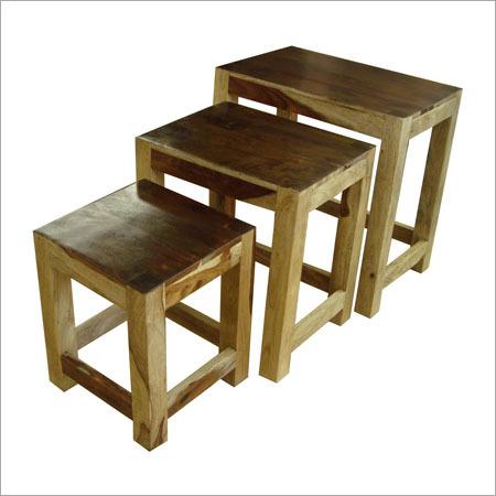 Custom Nest of Tables