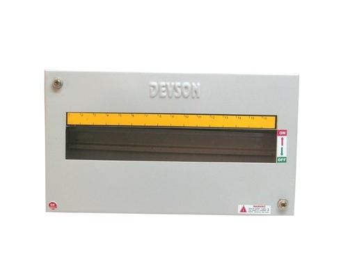 16 Way SPN Single Door MCB Board