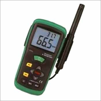 Humidity Temperature Meters