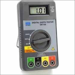 Digital Electrical Testing Instruments and Meters
