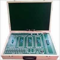 Digital Electronic Trainer Kit
