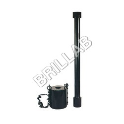 DROP HAMMER AND GUIDE PIPE ASSEMBLY