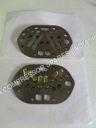 Bitzer4N Valve Plate Bottom