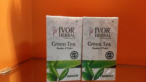 IVOR HERBAL GREEN TEA