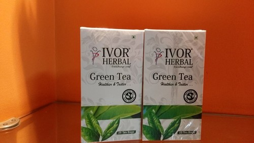 IVOR HERBAL GREEN TEA