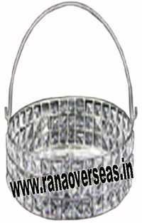 Crystal Deco Basket Large.2