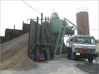 Ready Mix Concrete Batching Plant