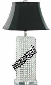 Electric Crystal Lamp1