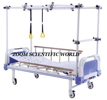 Orthopedic Bed with ABS Panels