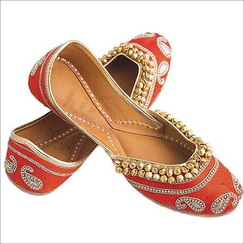 Ladies Punjabi Jutti
