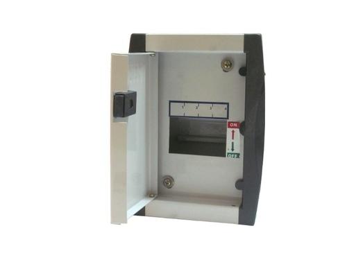 4 Way SPN Double Door MCB Distribution Board