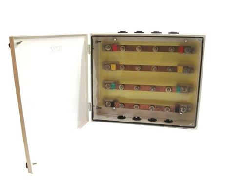 Bus Bar Chamber 300 A. X 415 V
