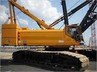Crawler Crane Hiring