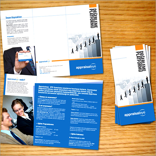 Brochure Printing Solution