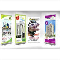 Color Flex Standee Printing