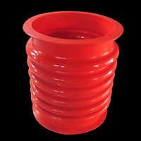 Molded Silicone Rubber Bellows