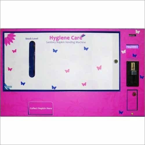 Manual Sanitary Napkin Vending Machine