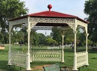 Iron Steel Garden Gazebo