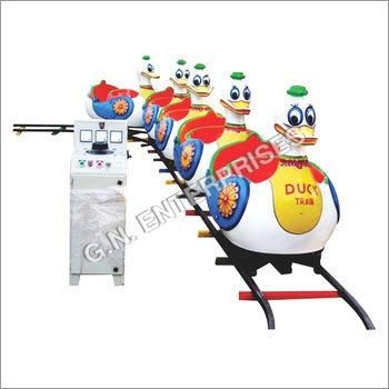 Duck Model Train