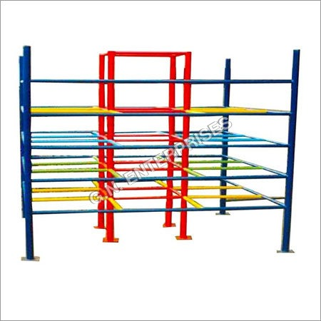 Square Jungle Gym