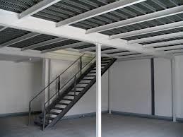 Mezzanine Structures