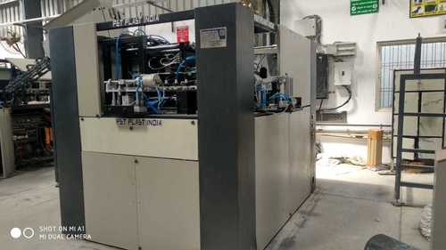 Fully Automatic 2 Cavity Pet Blow Molding machine