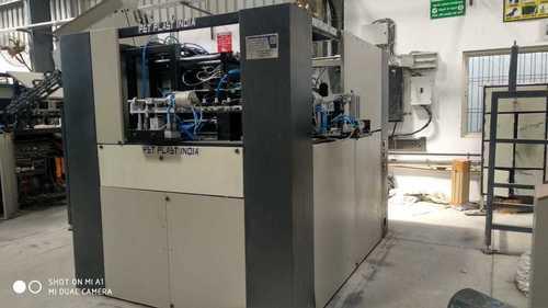Fully Automatic 2 Cavity Pet Blow Molding machine
