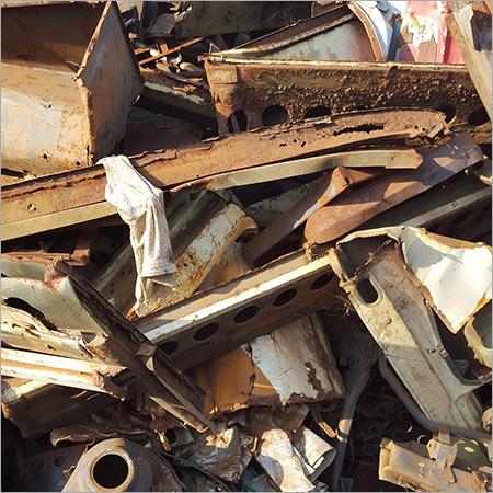 Heavy Duty Metal Scrap