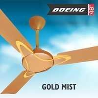 BOEING GOLD MIST Ceiling Fan
