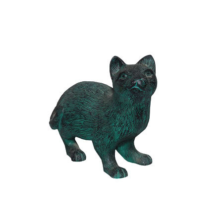 Decorative Cat Sculpture