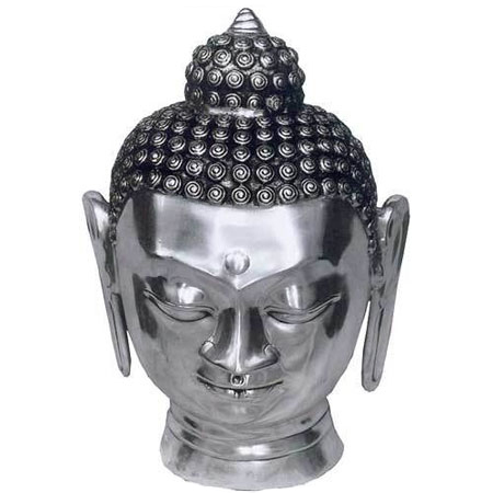 Exclusive Buddha Head Statue