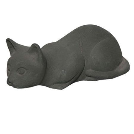 Decorative Kitten Sculpture