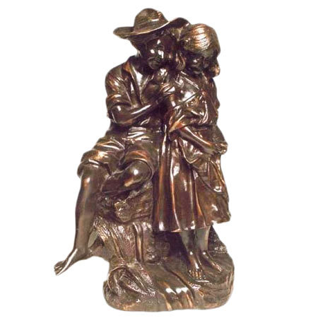 Bronze Decorative Figurine