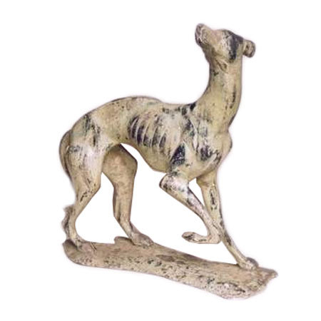 Greyhound Sculpture for Garden