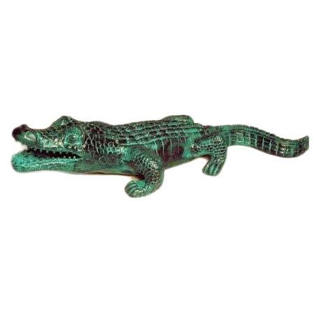 Crocodile Statue