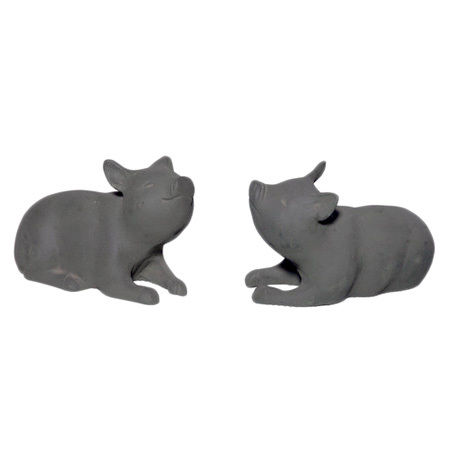Decorative Small Pig Statues