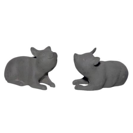 Decorative Small Pig Statues