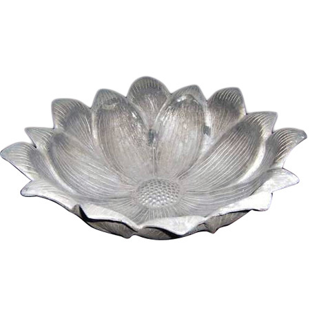 Antique Aluminium Bowl