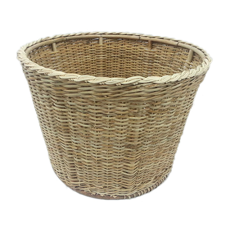 Hand Weaved Cane Basket