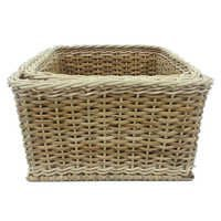 Cane Fruit Basket Set